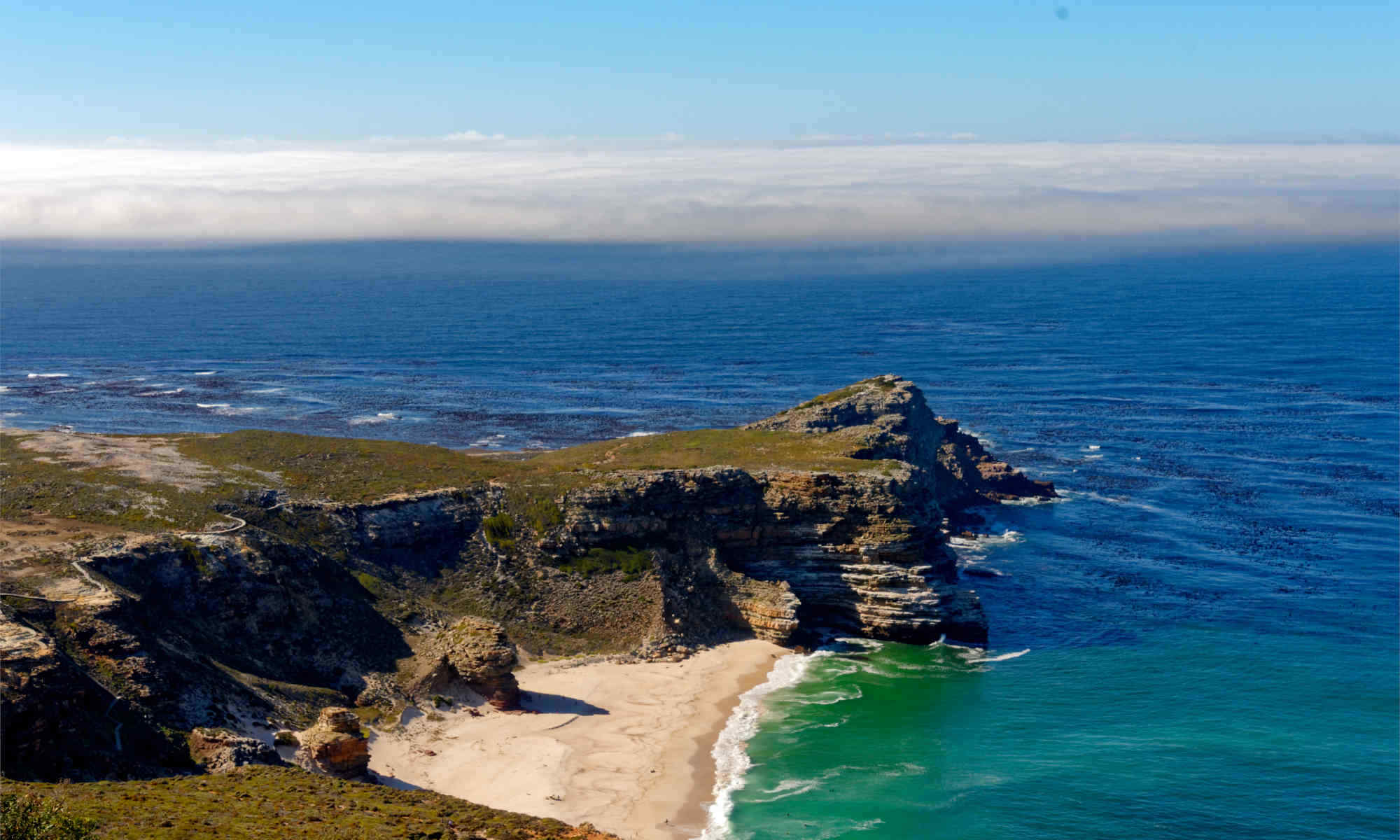 cape pointand dias beach